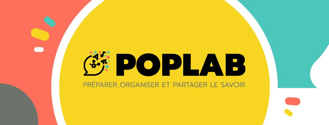 Nos nouveautés PopLab